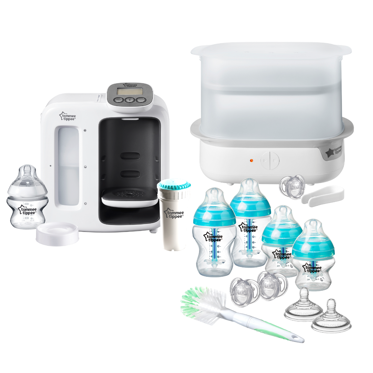 perfect-prep-day-and-night-in-white-with-white-electric-steriliser-and-Advanced-Anti-Colic-Bottle-Starter-Set