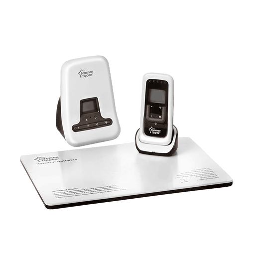 Tommee Tippee Digital Sound and Movement monitor with movement sensor pad
