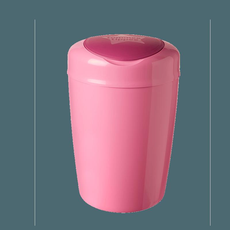 Pink Simplee Sangenic Bin
