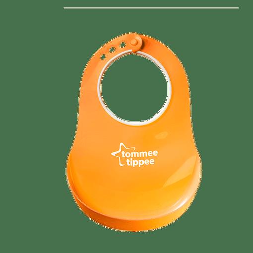 Orange Comfi Neck Bib