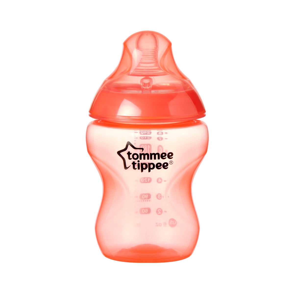 red-closer-to-nature-baby-bottle