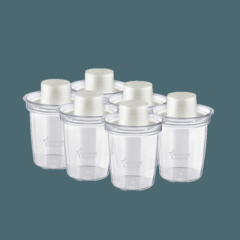 6 x Milk Powder Dispensers