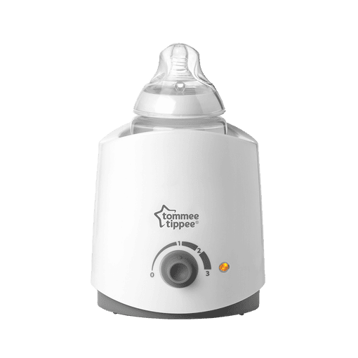 Closer to Nature electric bottle and food warmer with Closer to Nature bottle inside