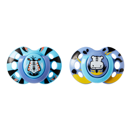 fun-style-soother-tiger-and-hippo-2-pack