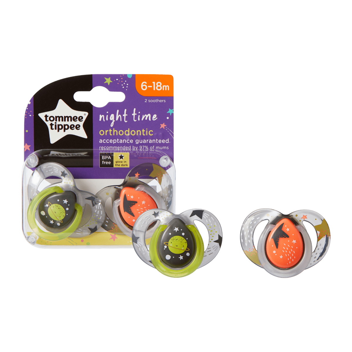 green-and-orange-night-soothers-next-to-packaging