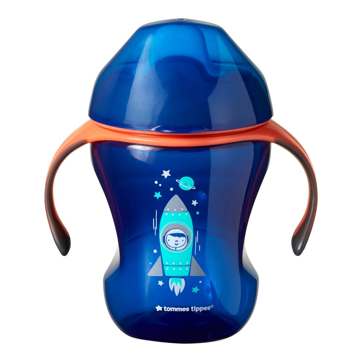 Trainer-sippee-cup-in-royal-blue-with-space-kid-design