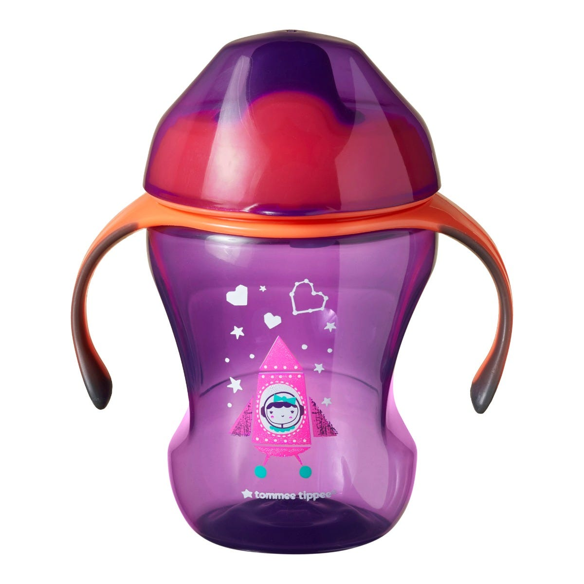 trainer-sippee-cup-in-purple-with-space-kid-design-and-orange-handles