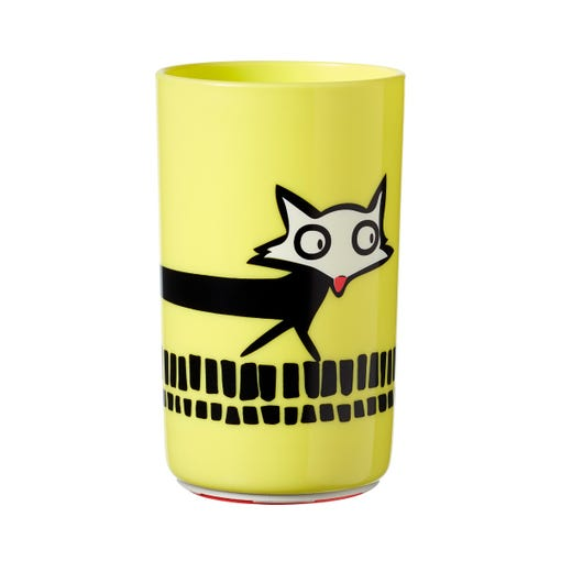 yellow-cat-no-knock-cup