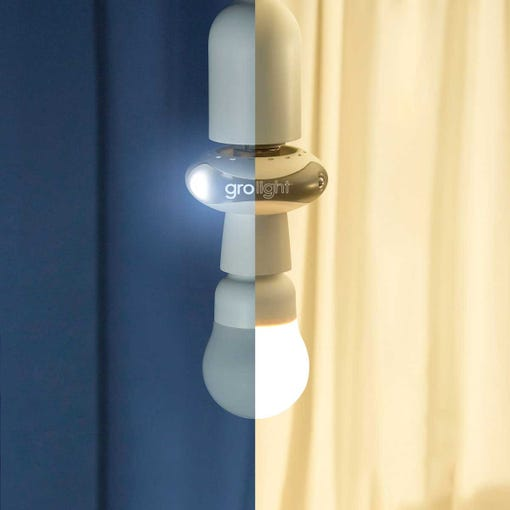 Grolight led and light showing