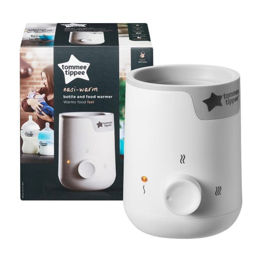 easi-warm electric bottle warmer with packaging