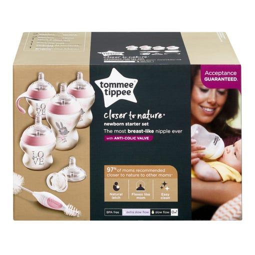 Newborn Starter Set Packaging