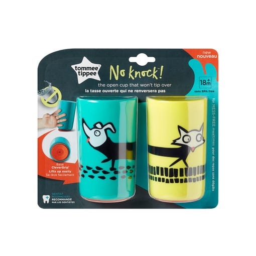 green-yellow-no-knock-cup-in-packaging-dog-and-cat