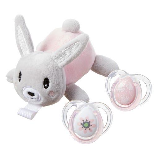 rabbit paci snuggie