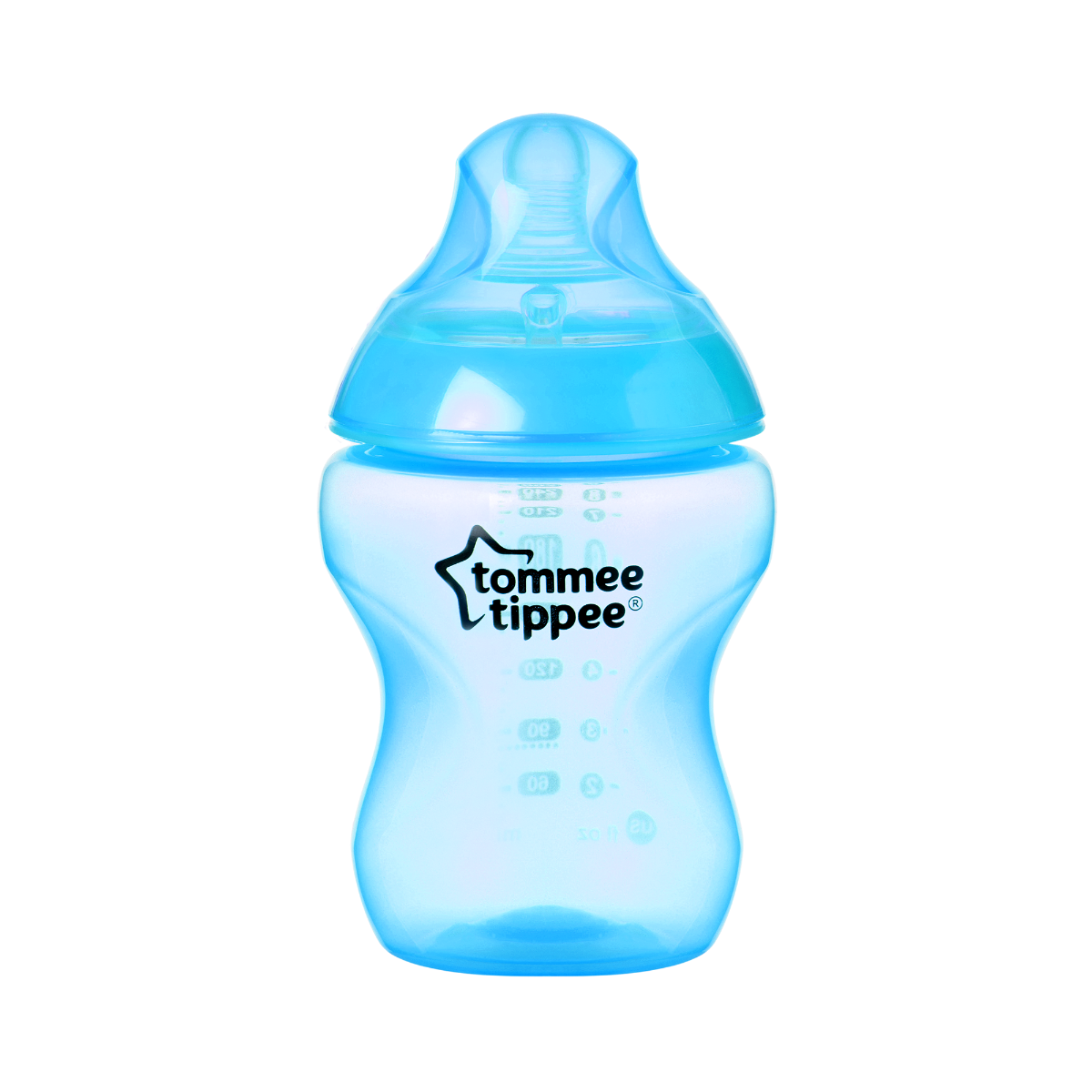 blue-closer-to-nature-baby-bottle