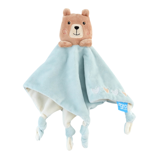bennie-the-bear-gro-comforter-blue