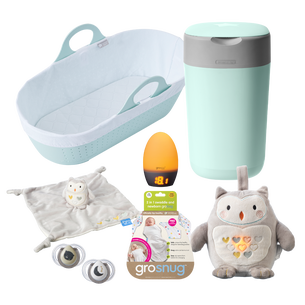 Get Nursery Ready Bundle, green