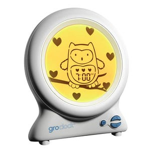 Ollie the Owl Groclock - wake up screen