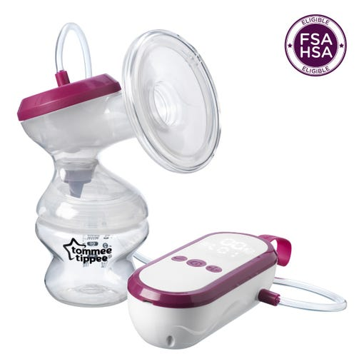 Made for me electric breast pump