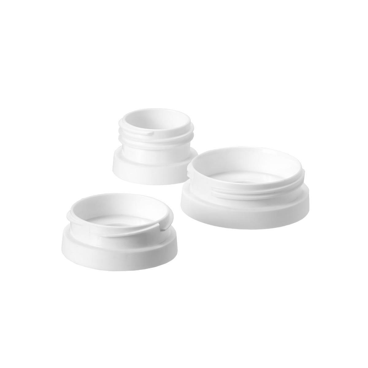 three-breast-pump-adapters