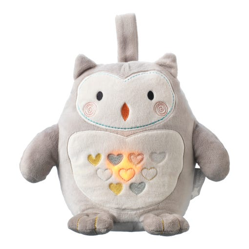 ollie the owl rechargeable grofriend