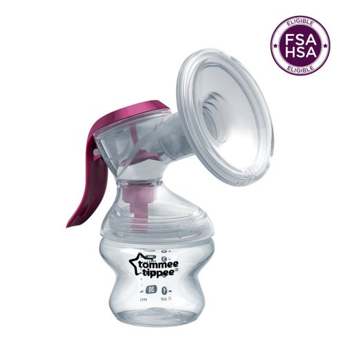 Made for Me Manual Breast Pump