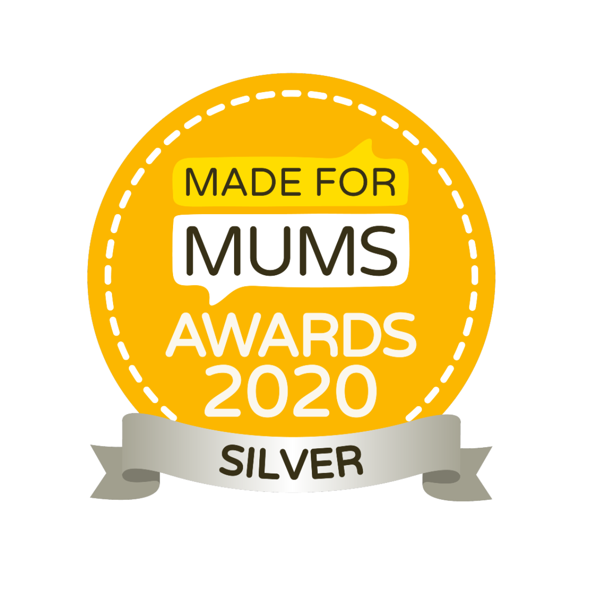 Made for Mums Silver Award 2020