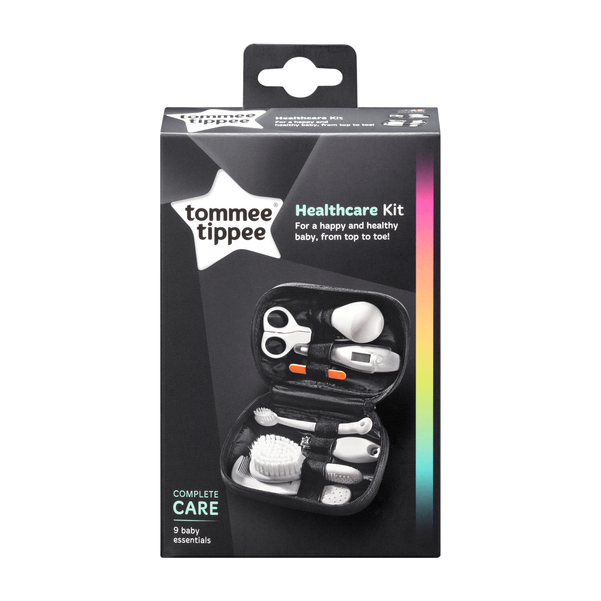Tommee Tippee Healthcare Kit in packaging