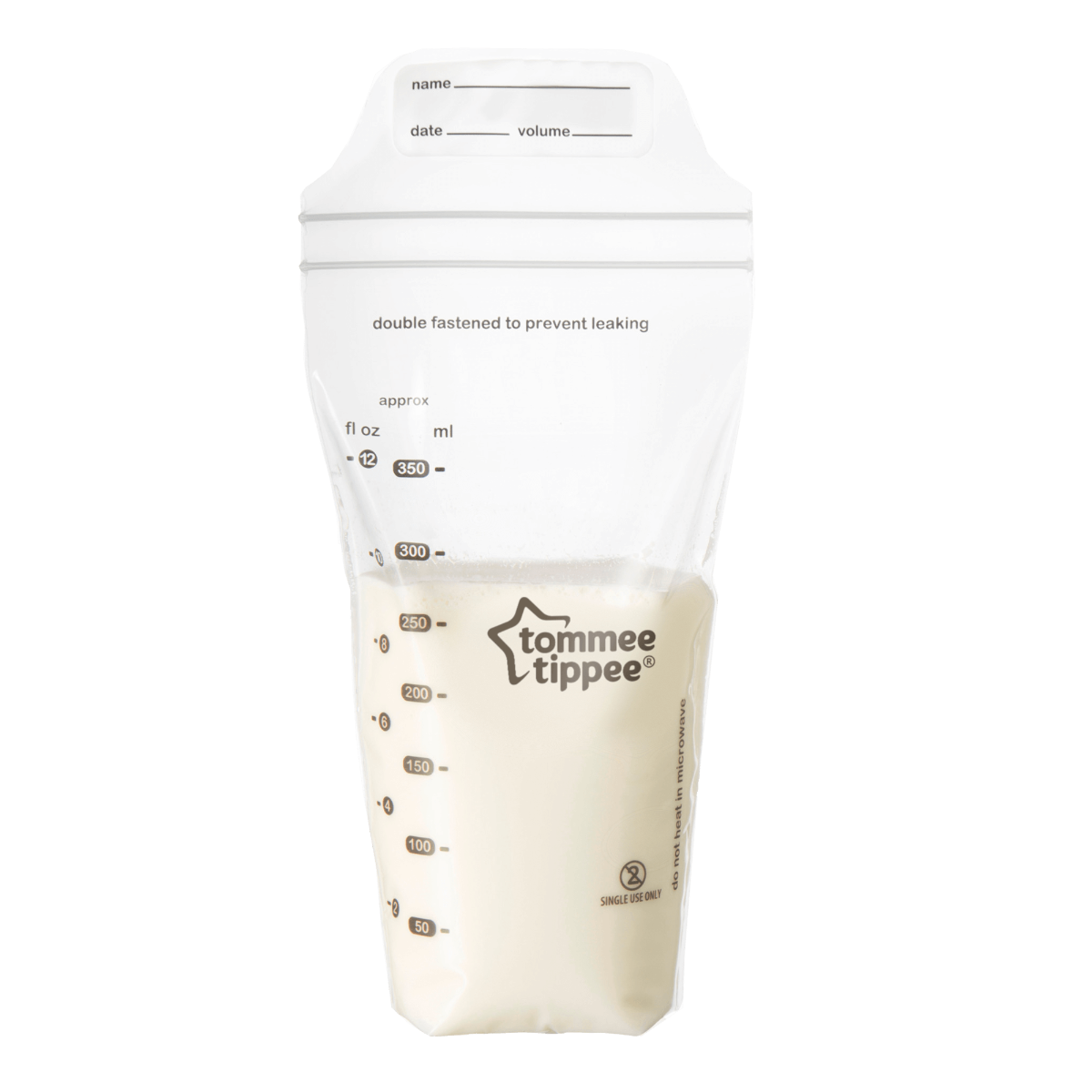 36-Count Tommee Tippee Breast Milk Storage Bags