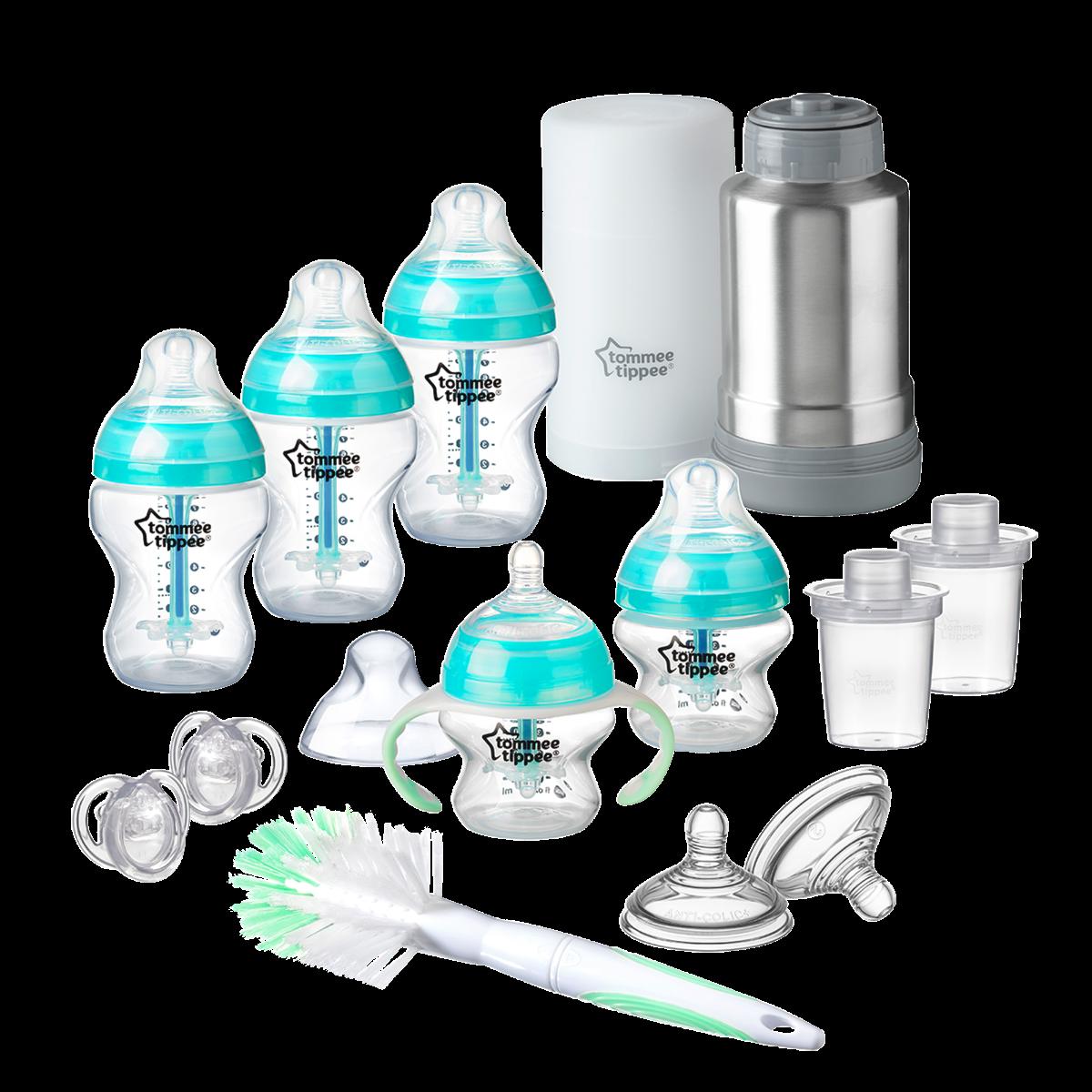 Free Shipping Tommee Tippee Advanced Anti Colic Newborn Baby Bottle Feeding G..