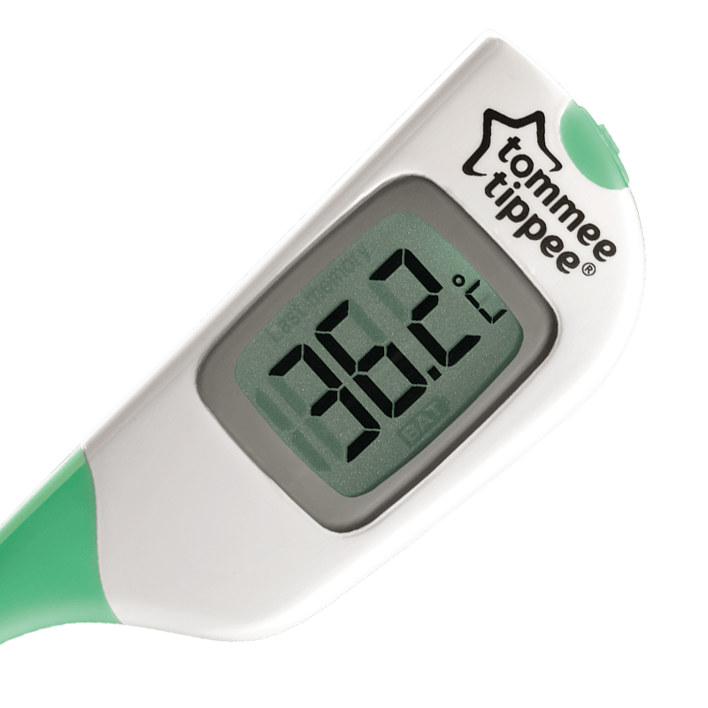 2 in 1 Digital thermometer with reading