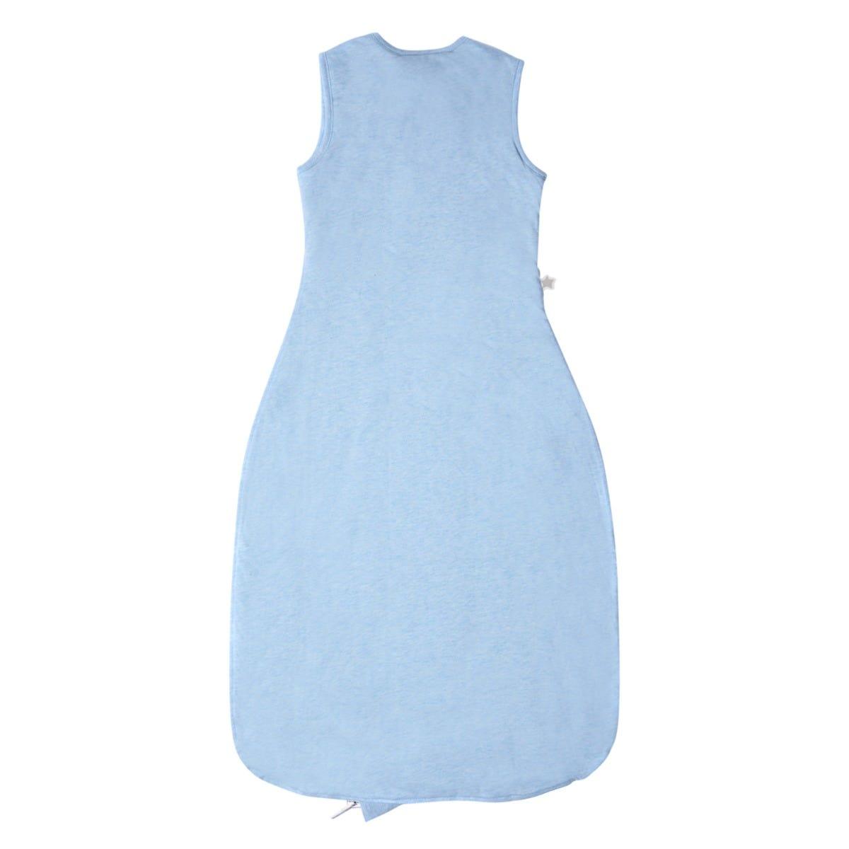 The Original Grobag Blue Marl Sleepbag back
