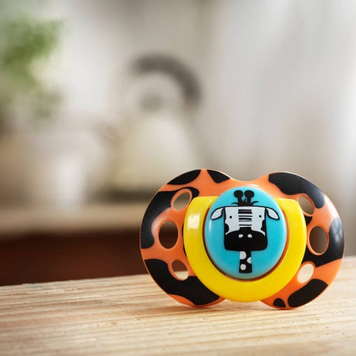 fun-style-soother-zebra-on-counter-top