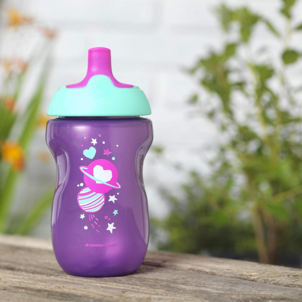 Tommee Tippee Active Sports Bottle 12m+ New Design Easy Clean Valve