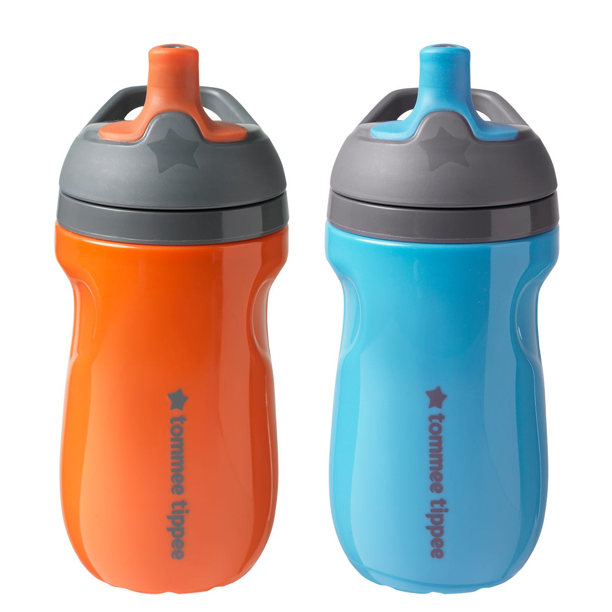 Insulated Sippee Bottle 2 pack