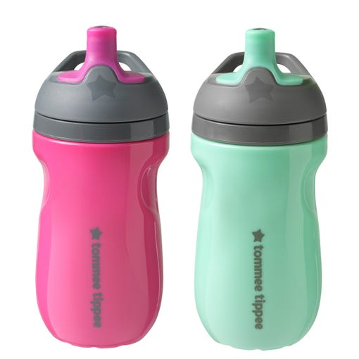 Insulated Sippee Bottle