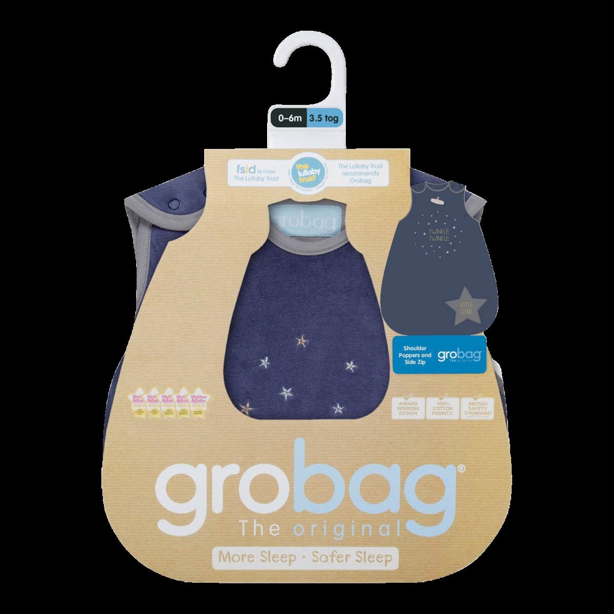blue-twinkle-twinkle-gro-bag-3.5-tog-in-packaging