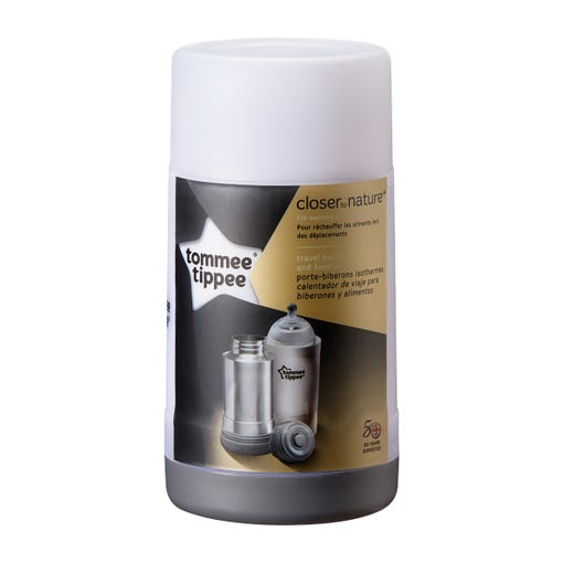 Travel Bottle and Food Warmer packaging